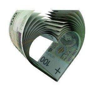 serce z banknotowa