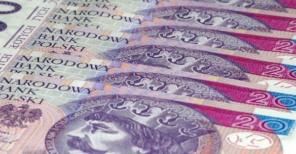 Dwudziestozłotowe banknoty