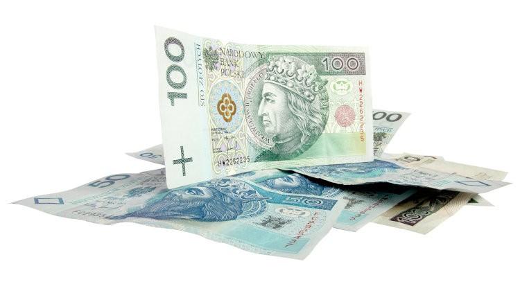 Banknoty 100 i 50 złotowe
